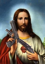 YESUS TERORIS Jesus